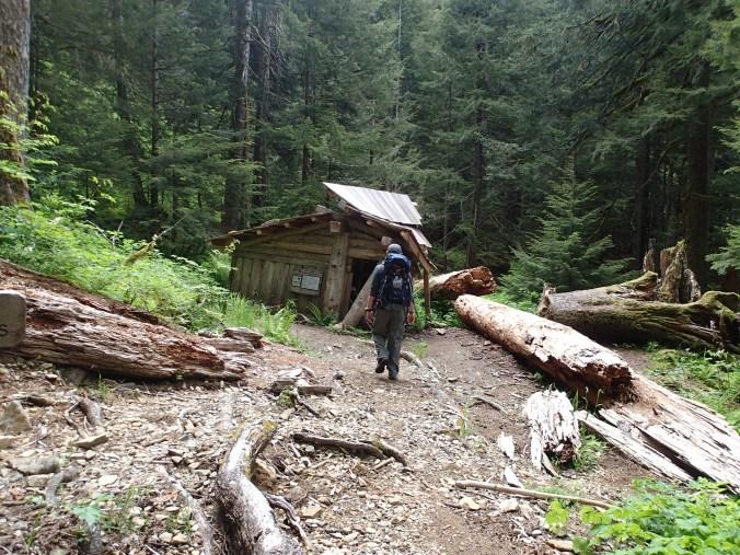 Elk Lake Shelter