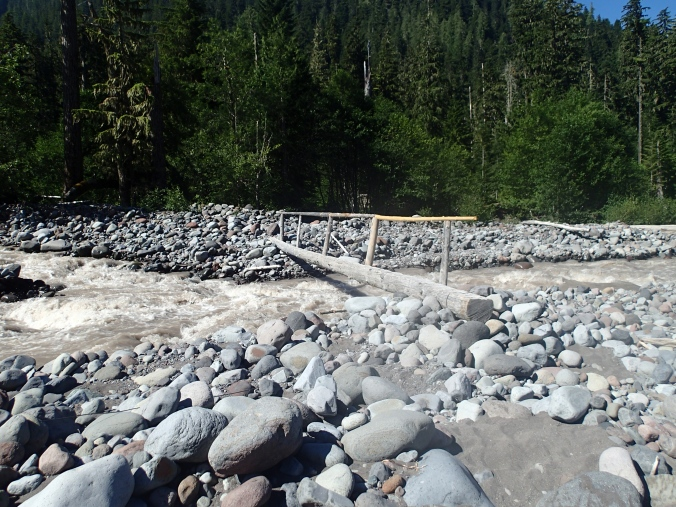 South Mowich River Crossing