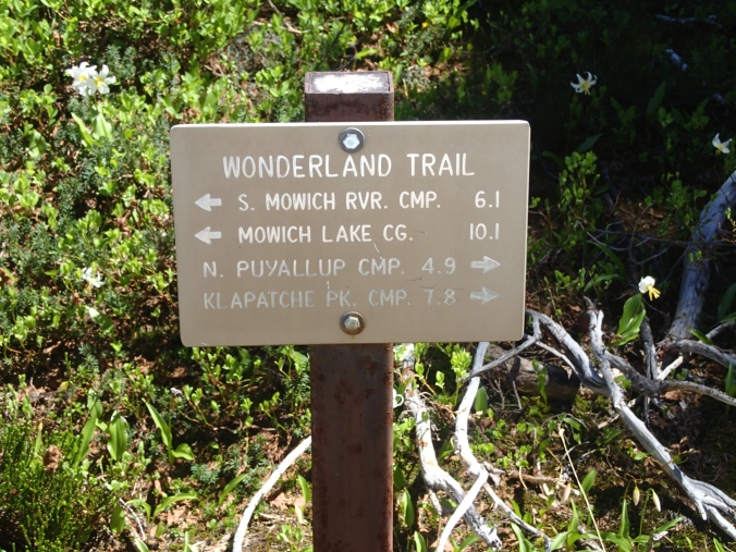 Wonderland Trail At Golden Lakes