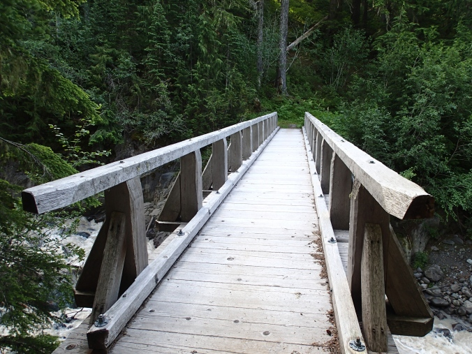 South Fork Of The Puyallup Bridge