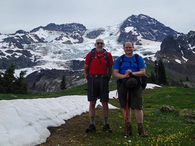 On The Top Of Emerald Ridge