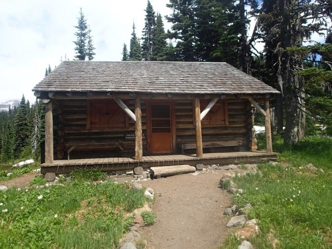 Indian Henry's Hunting Ground Ranger Station